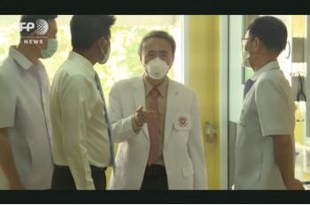 新型ウイルス患者、インフル・エイズ薬混合で劇的回復 タイ保健省発表