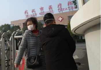 中国(武漢市)にて新たに新型コロナウイルスによる肺炎の17例が確認