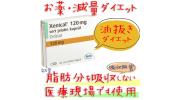ゼニカル(Xenical) 120mg 【1箱42カプセル】ロシュ社│脂肪吸収を阻害