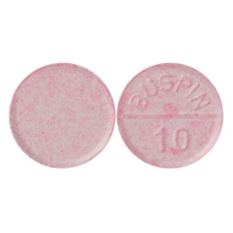 バスパー・ジェネリック10mg(バスピン-Buspin-10)塩酸ブスピロン・1箱100錠|睡眠導入