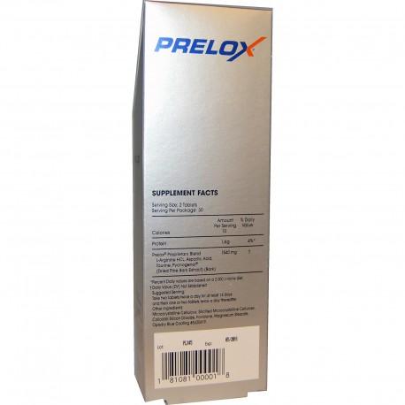 プレロックス(Prelox)  60錠