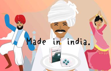 ジェネリック大国のインド製